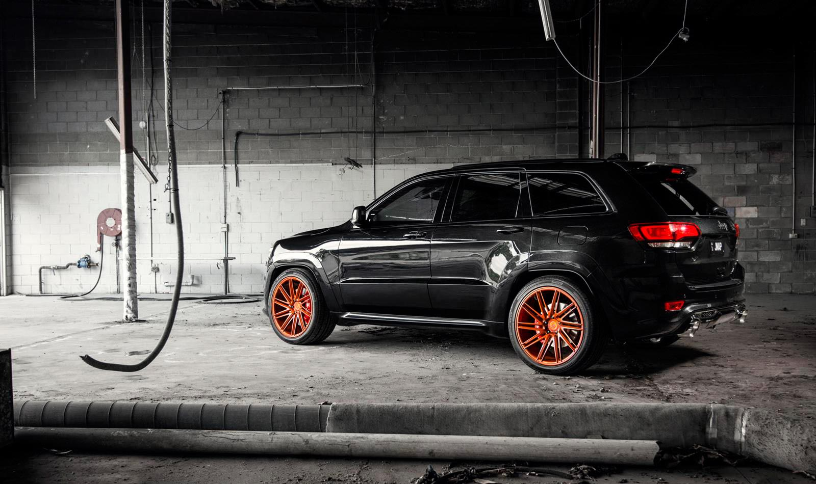 How Much To Tint Windows >> Jeep Grand Cherokee SRT8 | Tuning Blog