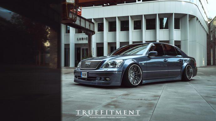VIP Lexus LS 430